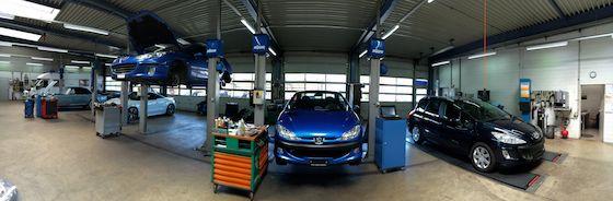Werkstatt Bolliger Garage AG in Gontenschwil